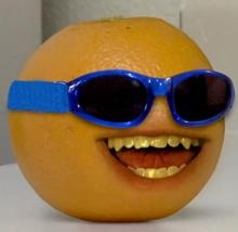 ~ maybe a silly appearance from Annoying Orange ~ I know I would be entertained...