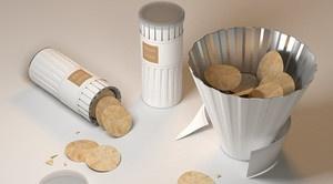 Potato Chip Containe