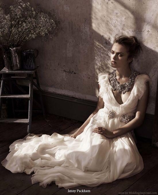 Jenny Packham 2010 Spring Summer bridal collection