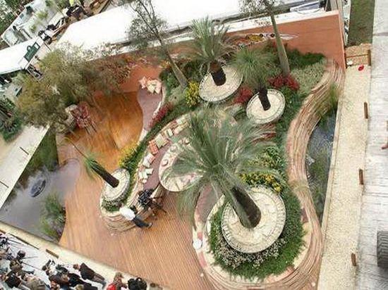 best winning garden designs