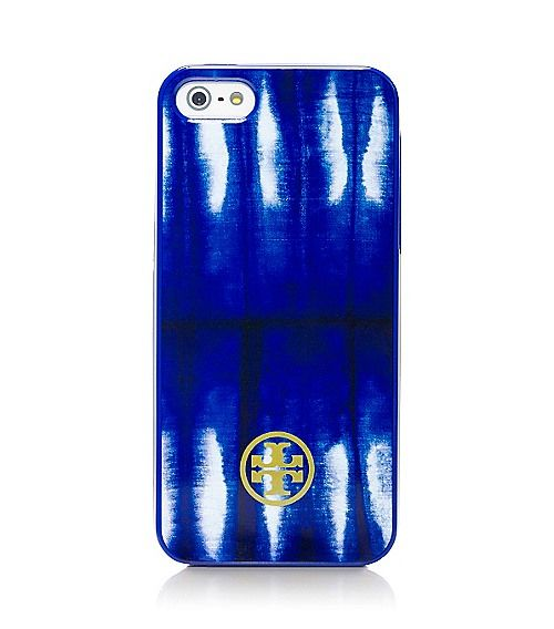 Tory Burch Tie Dye iPhone 5 cover