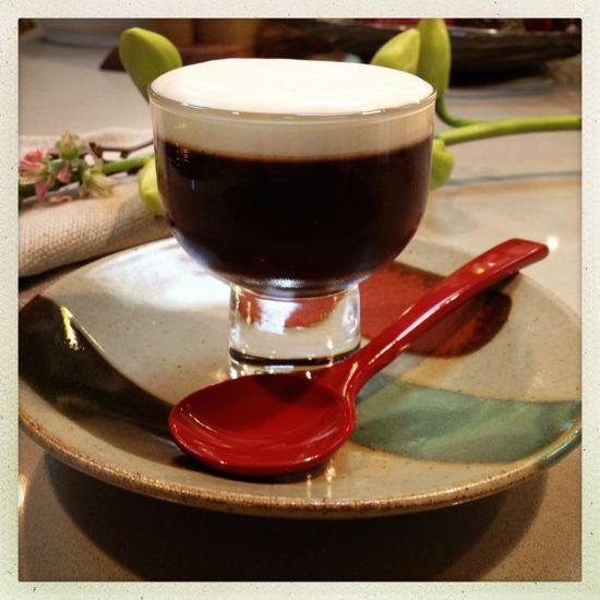Coffee Gelatin Dessert