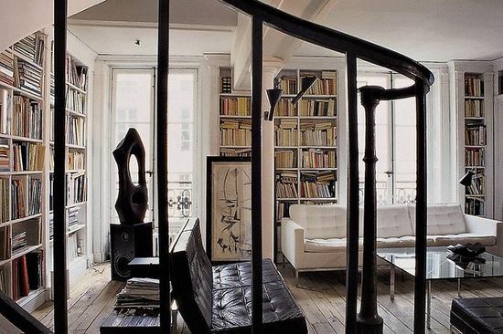 fFrédéric méchiche's loft, via door sixteen