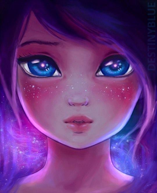 Wonderful Illustrations by DestinyBlue