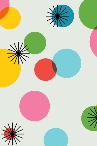 Poolga - Tinybop Starburst - Tuesday Bassen - iPhone Background