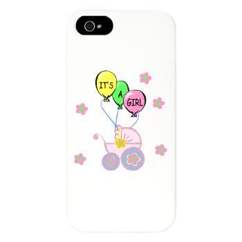 Its A Girl Phone Cases
