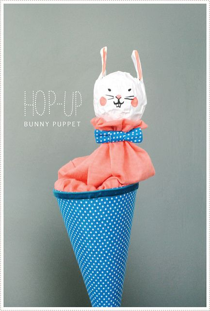 DIY Pop-Up Puppet