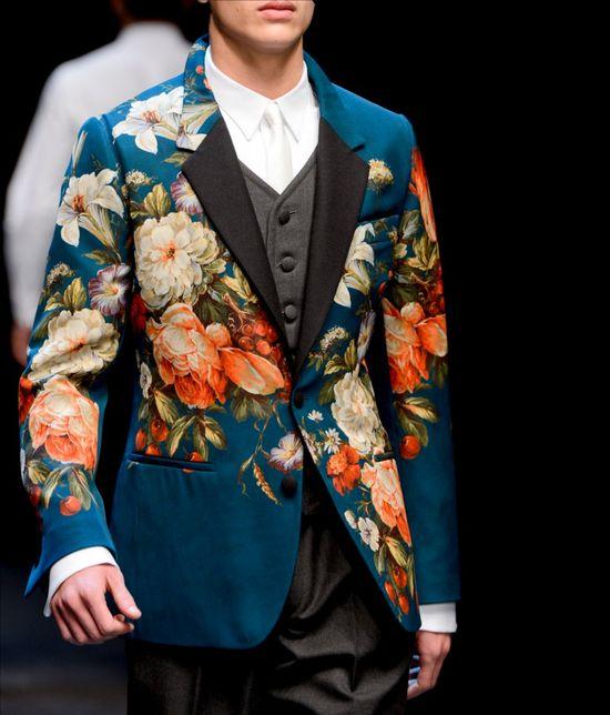 Dolce & Gabbana's Fall 2013
