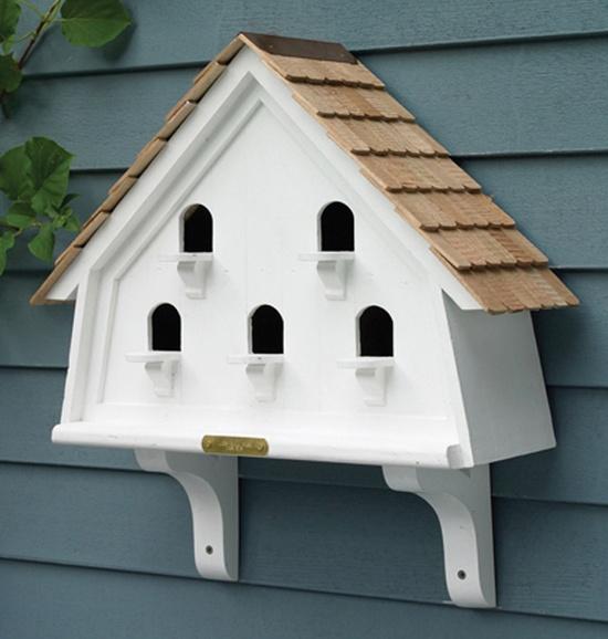 Flat Bird House