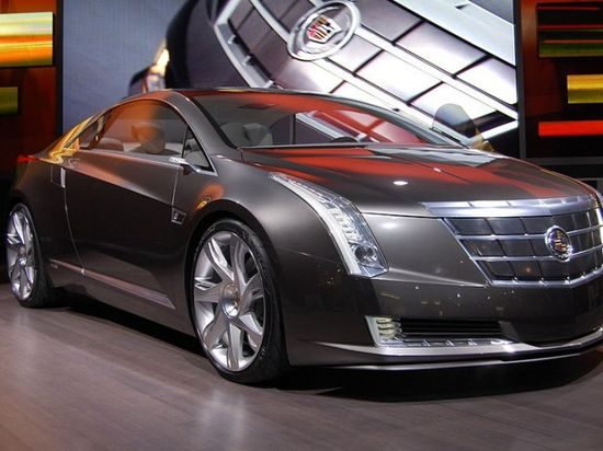 New Cadillac Sports Car 2014