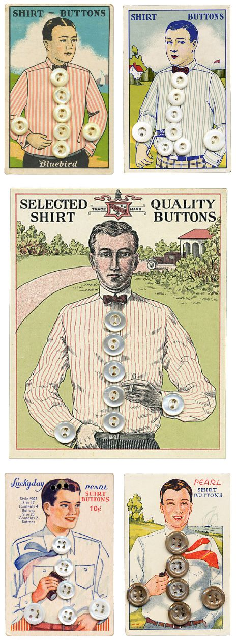 very cool button cards