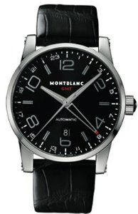 NEW MONTBLANC TIMEWALKER GMT MENS WATCH 36065