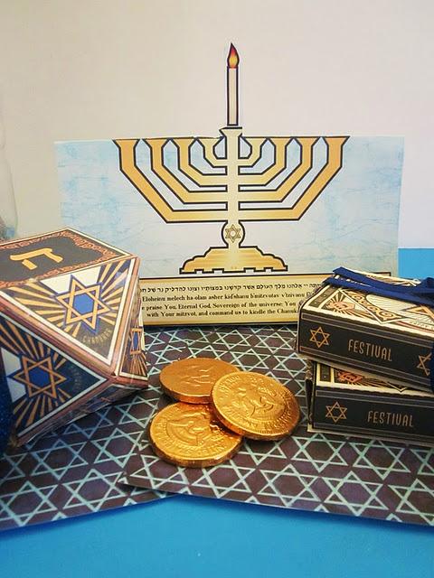 Hanukkah free printables