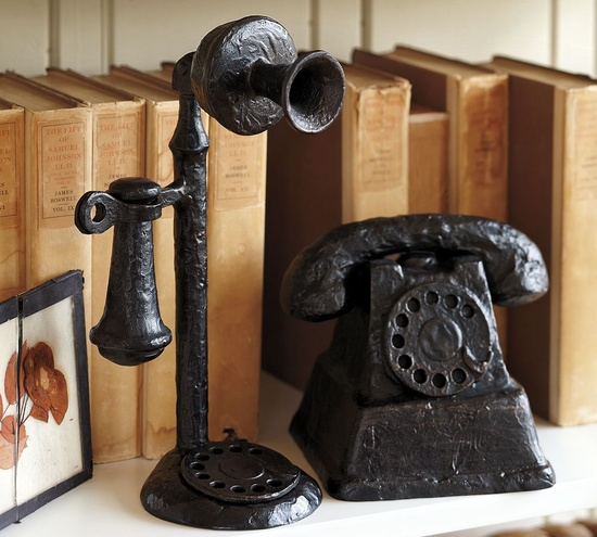 antique phones  My Grandmother and Grandfather McCray had one