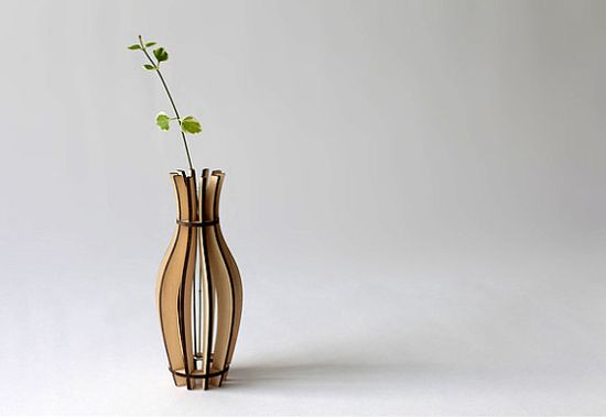 Fin Vase by tokyocraftstudios on Etsy, $32.00