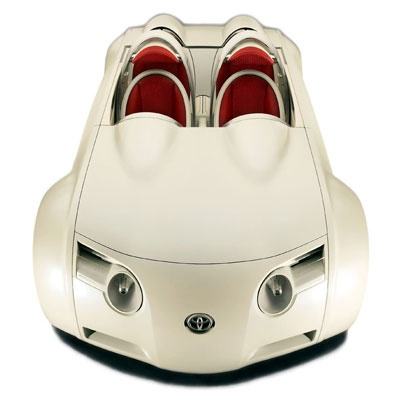 Toyota Concept Car - CSS Concept