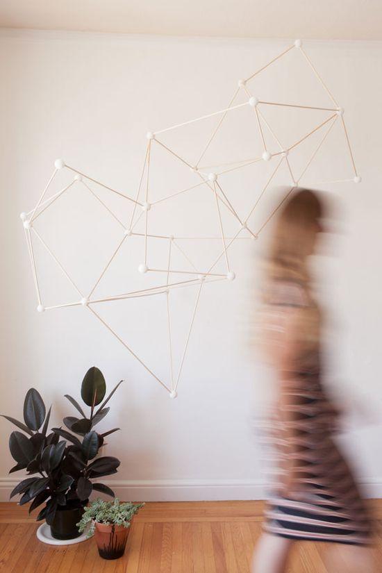 Hanging Installation DIY