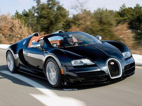 Bugatti Veyron GSV