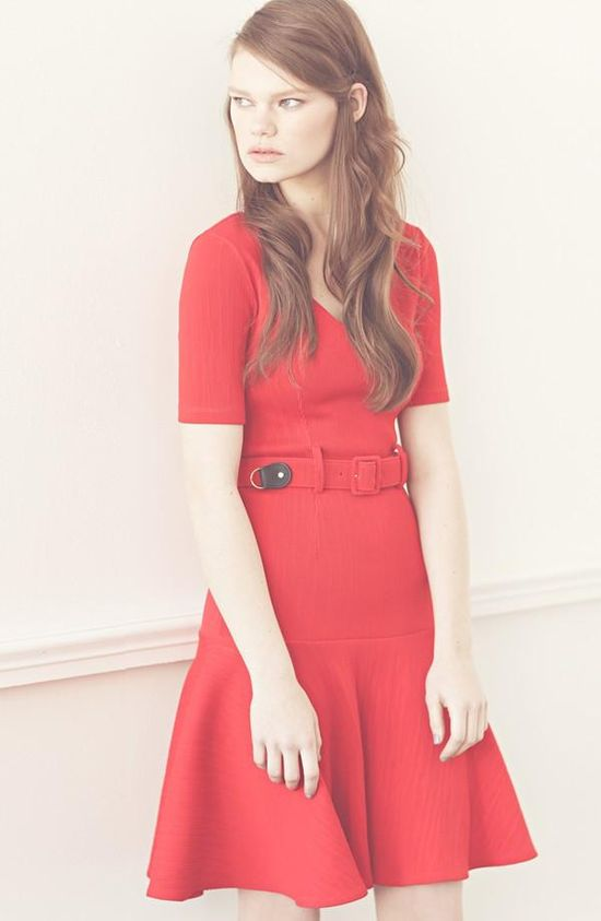 Beautiful! Opening Ceremony Red Dress