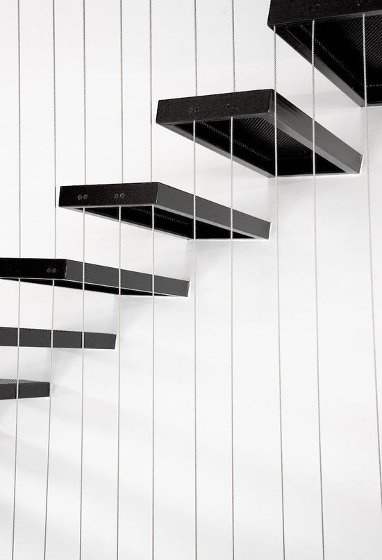 615_office AST 77_Tienen, Tienen, 2009  #interiors #design #stair