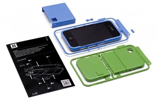 Monta la funda de tu iPhone DIY