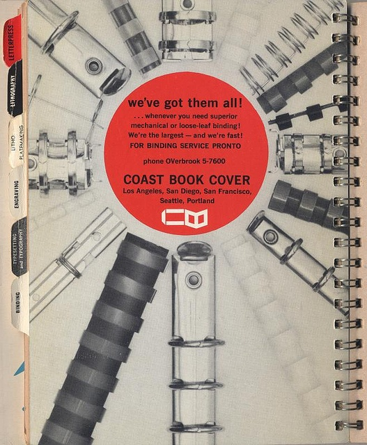 Coast Book Cover by bustbright, via Flickr