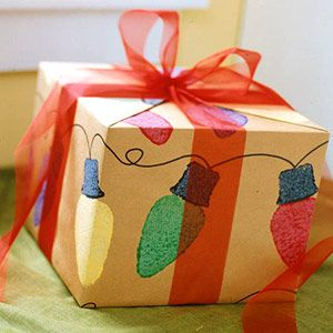14  CREATIVE GIFT WRAP Ideas!!!