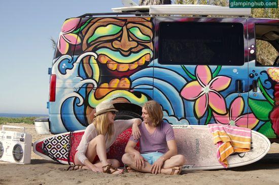 Campervan Rentals Southern California