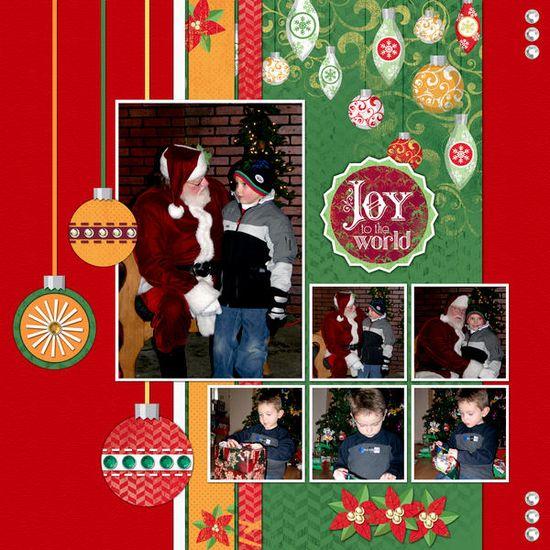 Layout: Christmas