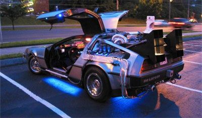 There are only approximately 6,500 DeLorean DMC-12 vehicles still on the road today. This iconic sports car was featured in the popular Back to the Future series.