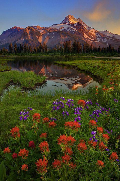 Mt Jefferson ~ Oregon