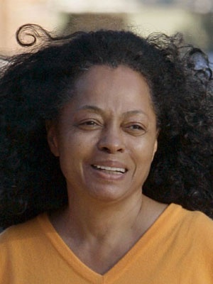 Motown legend Diana Ross without makeup. #nakedfaceproject