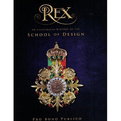 Rex book cover