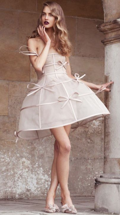 Bow Dress / Valentino