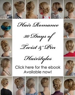 30 Hairstyles in 30 Days – The ebook