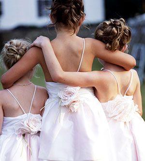 Flower girls...