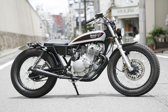 SuzukiVolty? - Pipeburn - Purveyors of Classic Motorcycles, Cafe Racers & Custom motorbikes