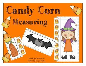 Candy Corn Measuring