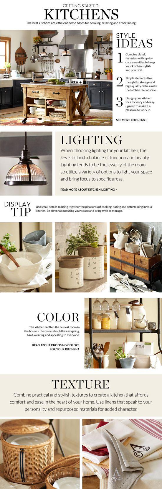 Kitchen Decorating Ideas & Kitchen Design Ideas