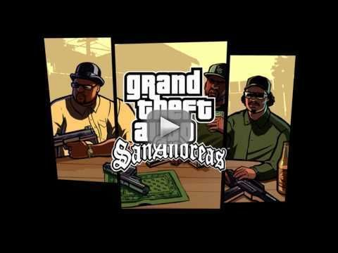 GTA - San Andreas - N.W.A - Express Yourself - i do not own this
