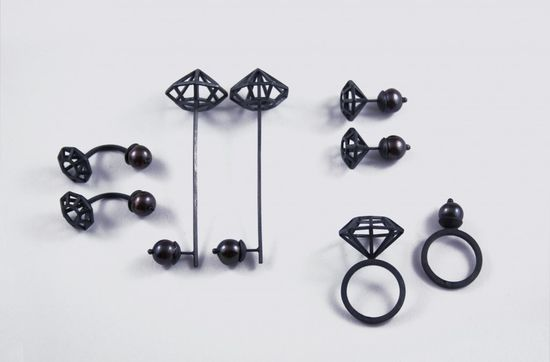 WANT! WANT! WANT! Diamond series by Betty + Cash