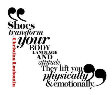#fashion #quotes christian #louboutin  #shoes