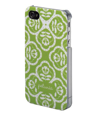 Love this green phone case.