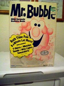 Mr. Bubble!!