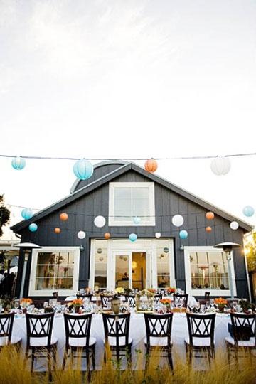 Cute looking party/wedding reception?