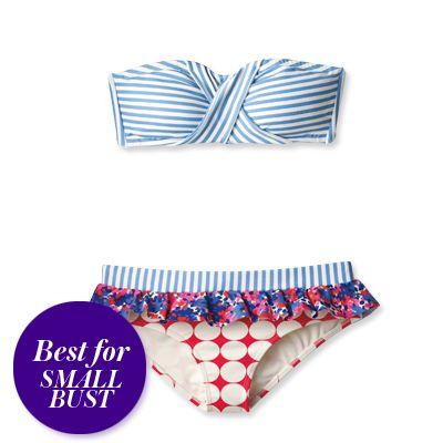 Saha Nylon-Spandex Bikini