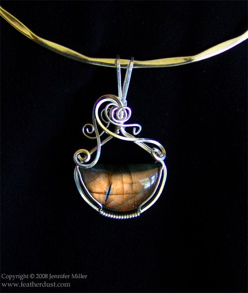 very cool wire wrap