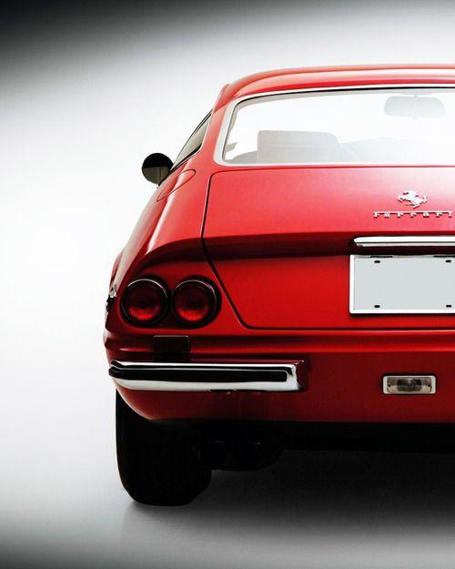 Little red Ferrari
