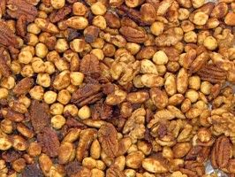 Spiced Nuts : Emeril Lagasse : Recipes : Cooking Channel