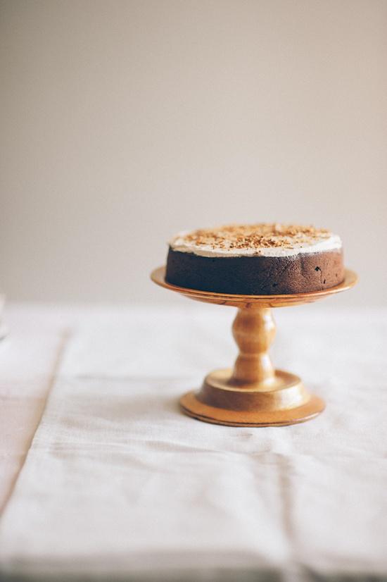"""""""Paleo"""" Chocolate Cake"""